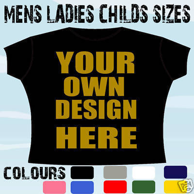 90TH BIRTHDAY PARTY PERSONALISED T SHIRT OWN DESIGN